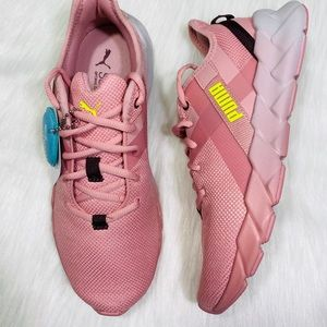 Puma Ombre Sneakers Weave XT Women Trainers Pink